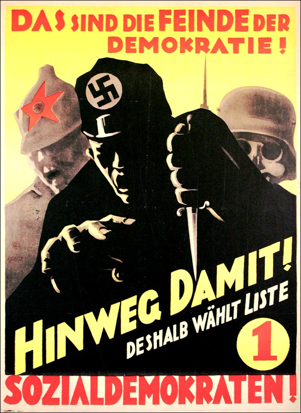 the role of propaganda in germany Official attempts to influence public opinion (through censorship and press conferences as well as propaganda posters, publications and events) existed alongside numerous popular endeavors to delineate the parameters of germany's wartime identity (such as letters to the editor war poems and images teachers', university professors' and.